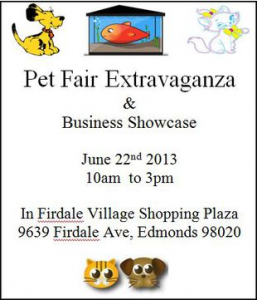 pet fair extravaganza